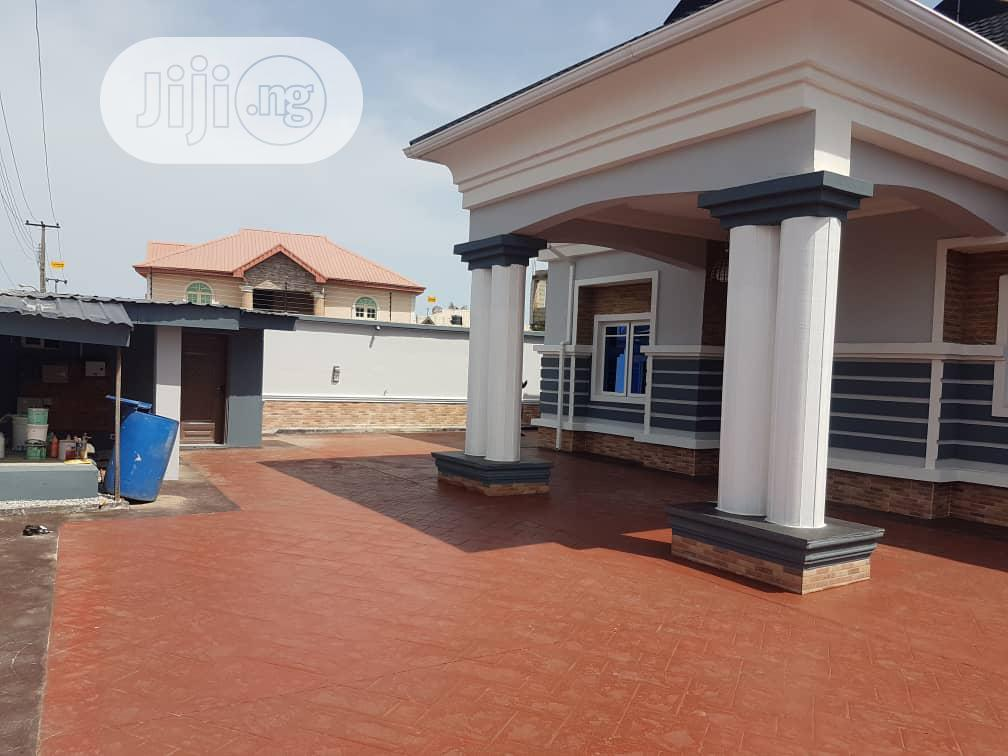 5bedroom New Brandef Bungalow at Badore for Sale