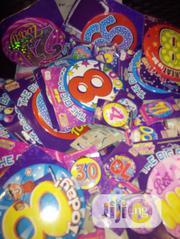 Birthday Badges | Party, Catering & Event Services for sale in Lagos State, Ikeja