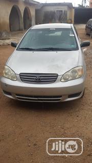 Toyota Corolla 2003 Sedan Silver | Cars for sale in Lagos State, Ikotun/Igando