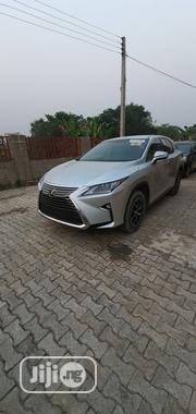 Lexus RX 2016 350 FWD Silver | Cars for sale in Lagos State, Ikeja