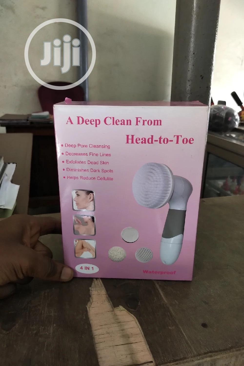 Facial And Bath Cleansing Set | Tools & Accessories for sale in Ikeja, Lagos State, Nigeria