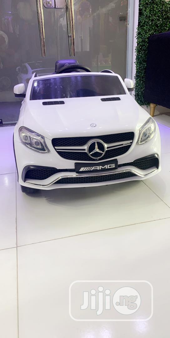 Benz AMG Car For Kids