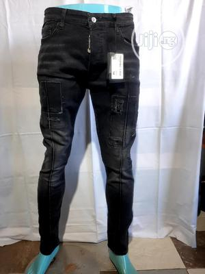 Turkish Jean Trousers for Men   Clothing for sale in Lagos State, Epe