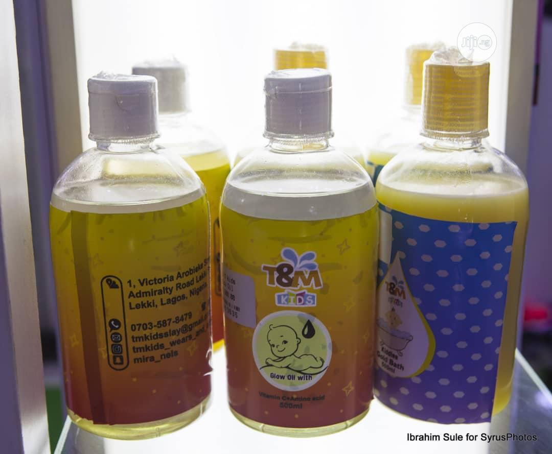 Glow Oil For Kids