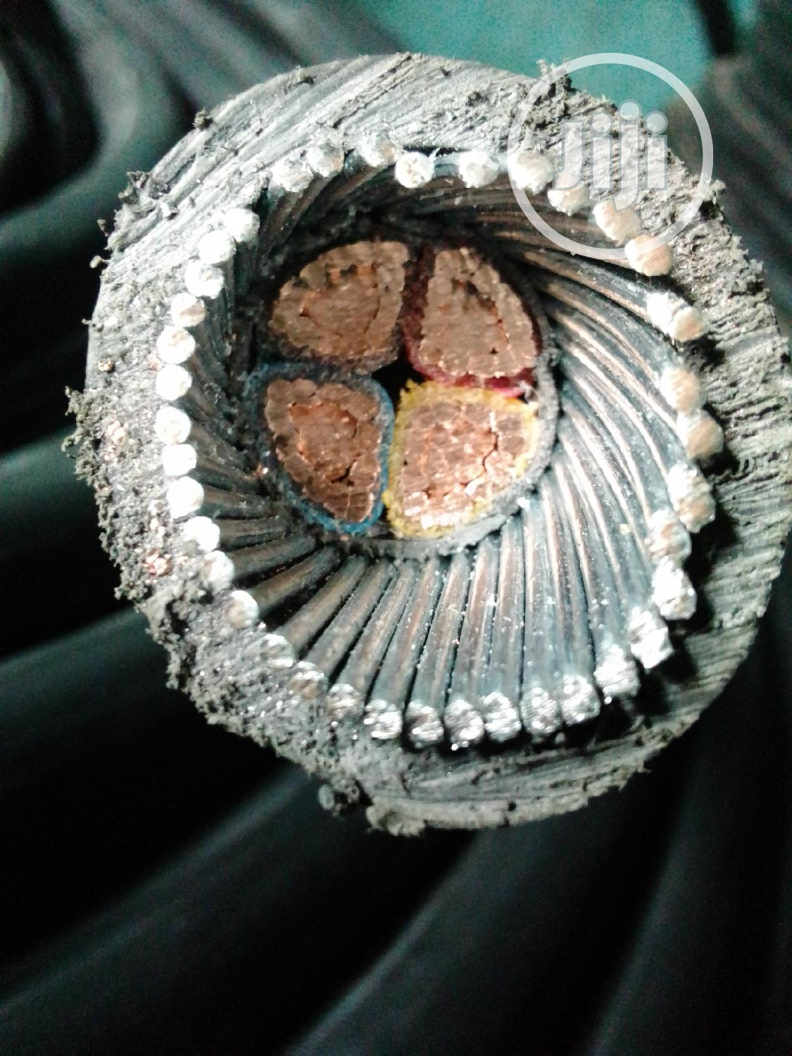 25mm Armoured Cable