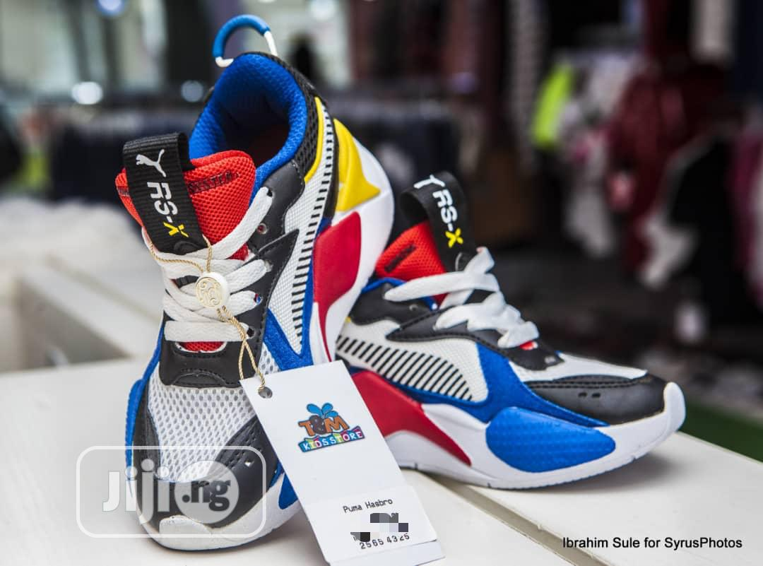 Puma Hasbro Sneakers for Kids