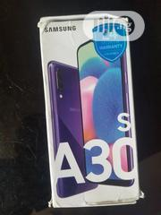 New Samsung Galaxy A30s 64 GB Black | Mobile Phones for sale in Lagos State, Ikeja