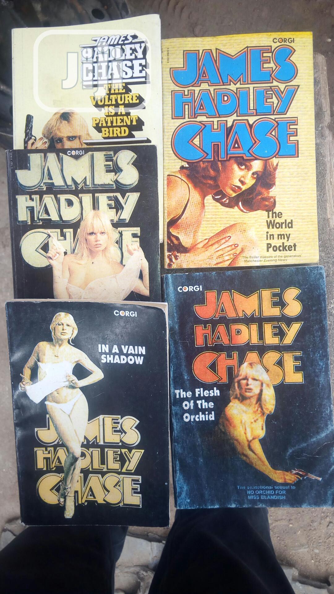 James Hardly Chase