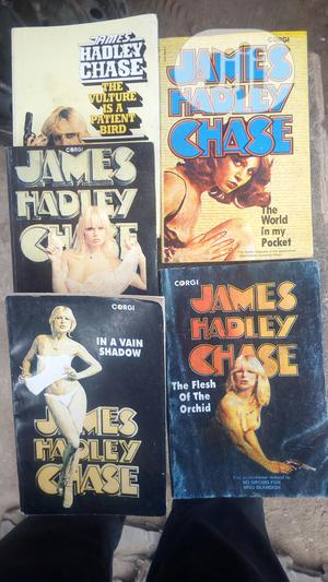 James Hardly Chase   Books & Games for sale in Lagos State, Surulere