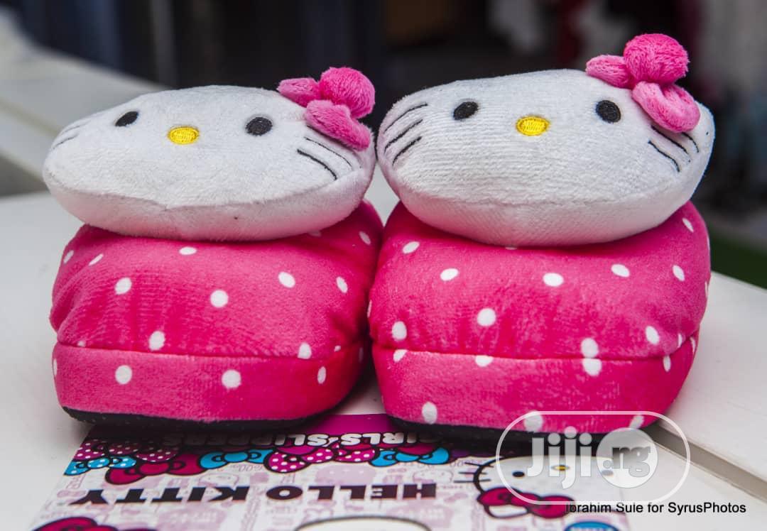 Hello Kitty Indoor Slide For Kids