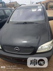 Opel Zafira 2002 Black   Cars for sale in Lagos State, Ikorodu
