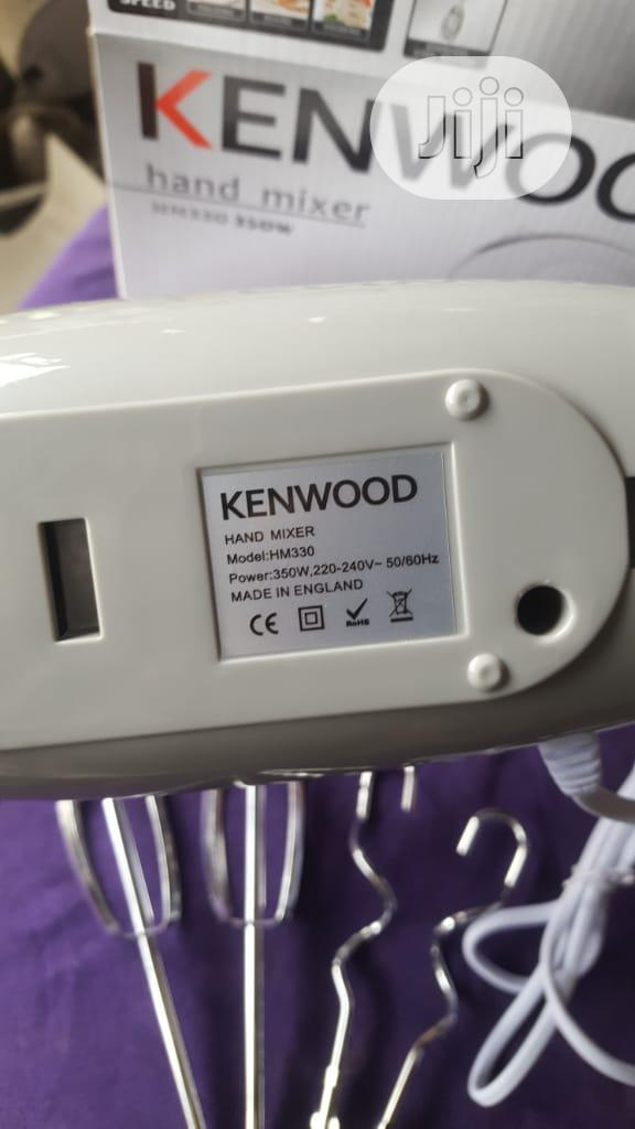 Kenwood Hand Mixer | Kitchen Appliances for sale in Surulere, Lagos State, Nigeria