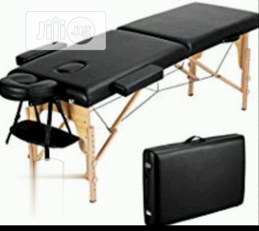 Foldable Spa Bed