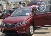 Lexus RX 2011 Red | Cars for sale in Lagos State, Ojodu