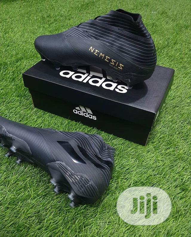 New Adidas Football Boot(Nemesis) | Shoes for sale in Ibeju, Lagos State, Nigeria