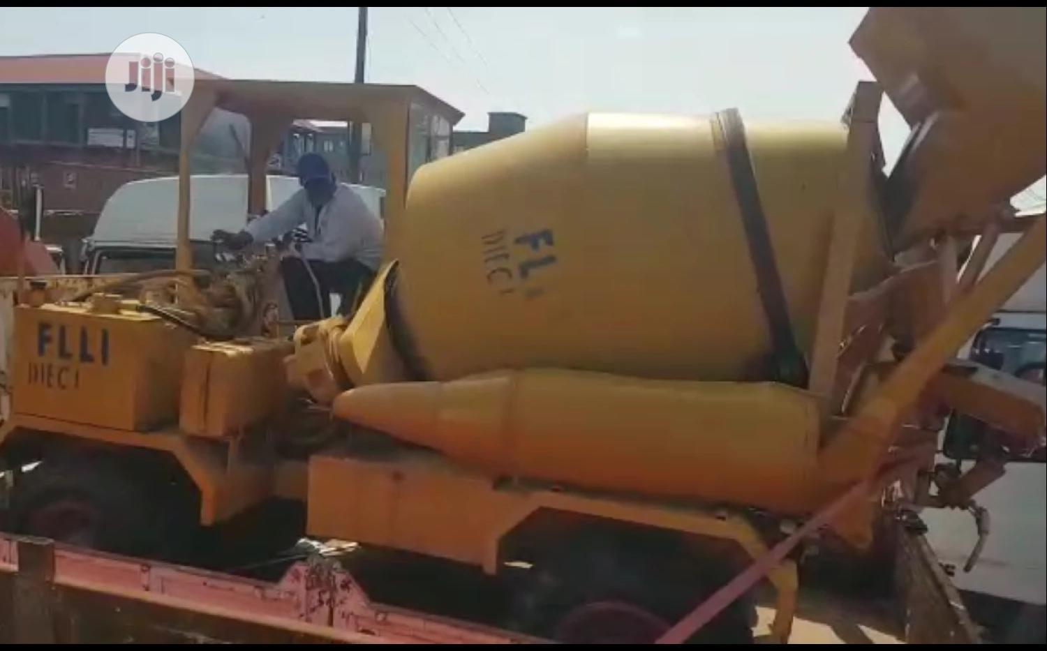 Newly Arrived Self Loader Mixer 3.5cubic Metres Deutz Engine | Electrical Equipment for sale in Apapa, Lagos State, Nigeria