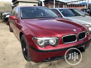 BMW 7 Series 2005 Red | Cars for sale in Lagos State, Lekki Phase 2