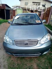 Toyota Corolla 2004 Sedan Automatic Silver | Cars for sale in Lagos State, Surulere