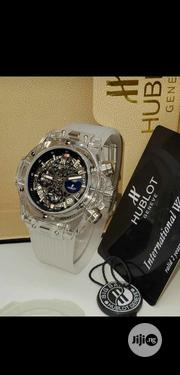 Hublot Rubber Date | Watches for sale in Lagos State, Lagos Island