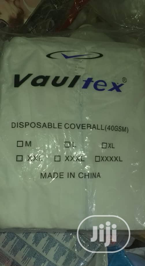Archive: Vaultex Disposable Coverall
