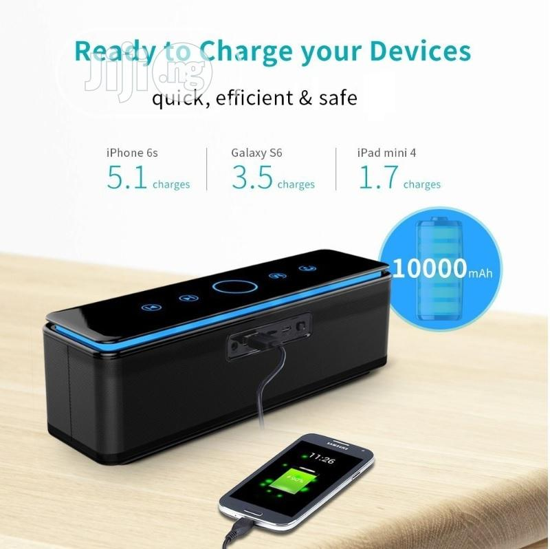 Zealot S7 Pro Portable Wireless Touch Control Bluetooth Speaker 4.1 Wi