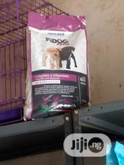 Vincent Fidog Dry Puppy Dog Food 4kg   Pet's Accessories for sale in Abuja (FCT) State, Utako