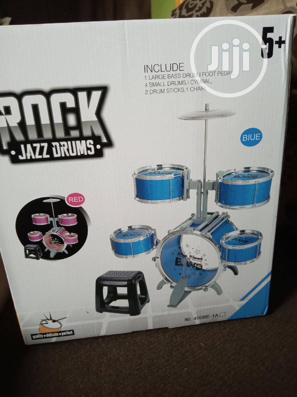 Kiddies Drumset