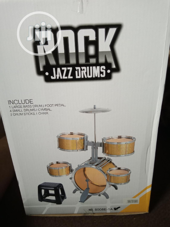 Kiddies Drumset | Toys for sale in Lagos Island, Lagos State, Nigeria
