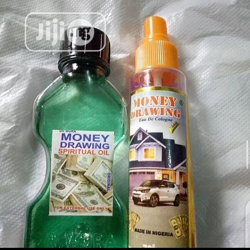 Money Drawing Oil and Perfume