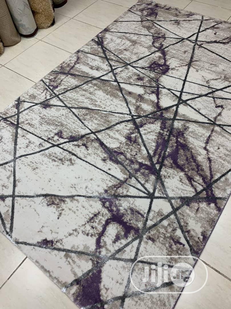 Graph Line Design Center Rugs (5/7) | Home Accessories for sale in Surulere, Lagos State, Nigeria