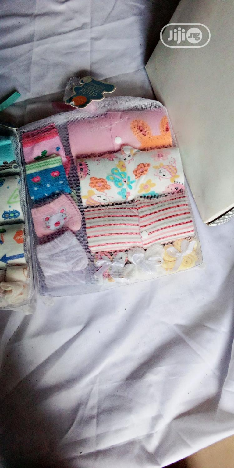 Mother Care Baby Set Of Overall