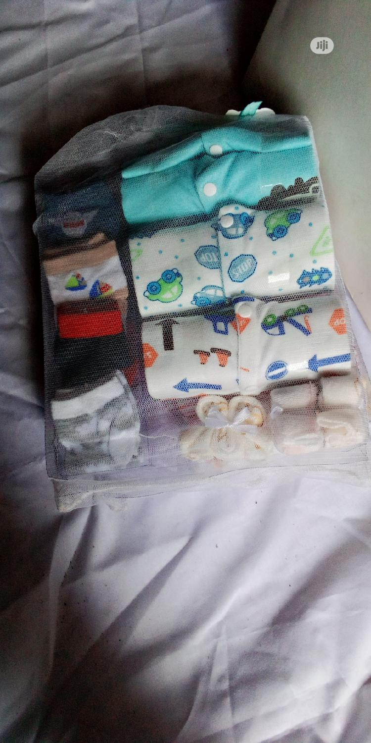 Mother Care Baby Set Of Overall   Baby & Child Care for sale in Ojo, Lagos State, Nigeria