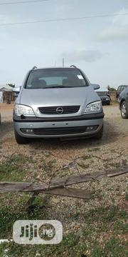 Opel Zafira 2002 Blue   Cars for sale in Niger State, Minna