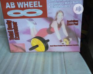 Ab Wheel Total Body Exerciser | Sports Equipment for sale in Lagos State, Surulere