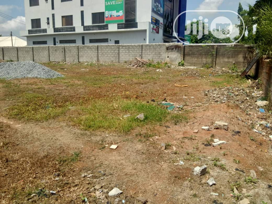 Commercial Land for Sale With a Mini Bungalow Along Lagos Ibadan Exp.