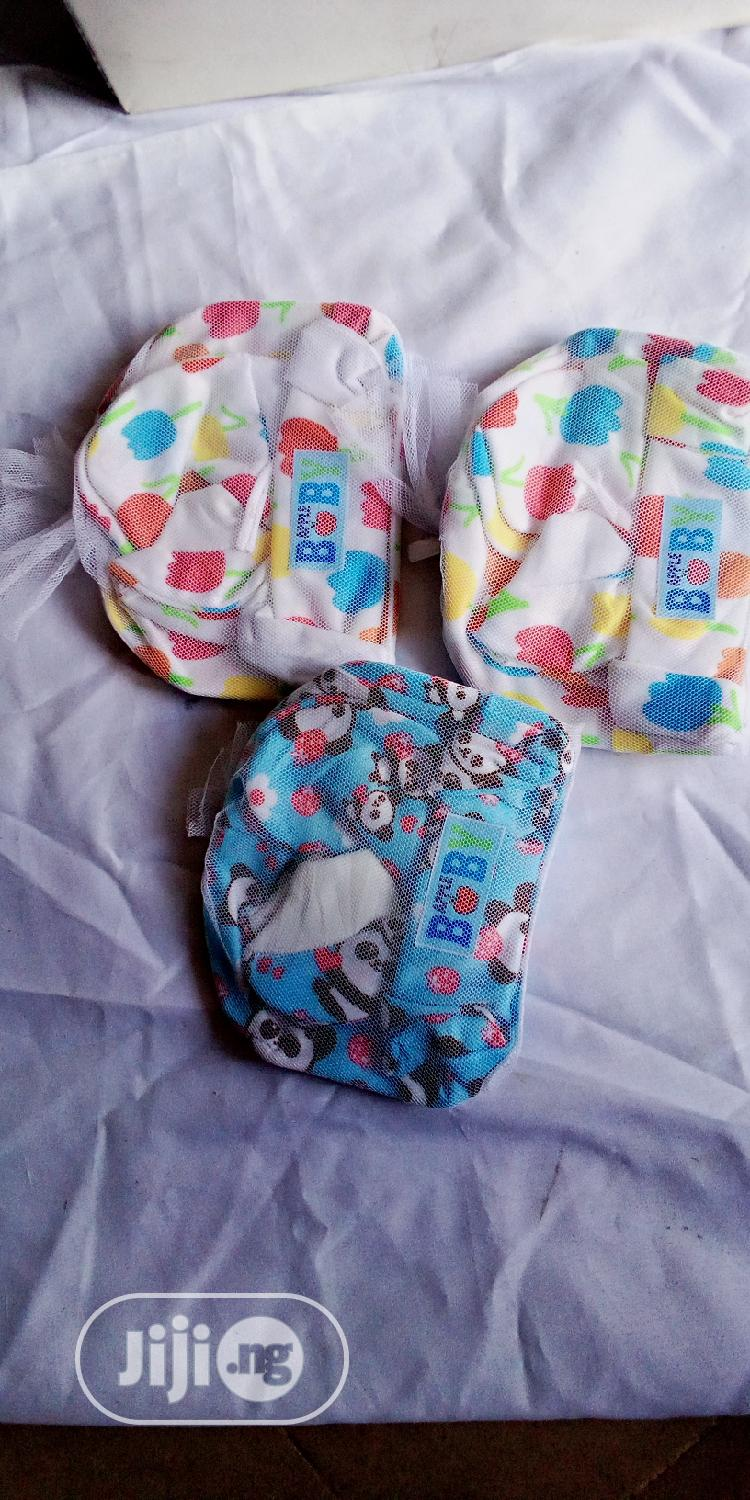 Mother Care Baby Cap With Hand Gloves