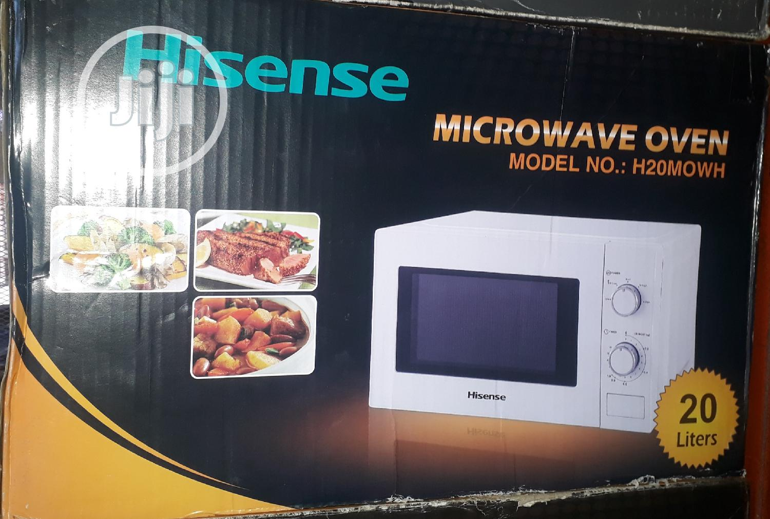 Hisense Microwave Oven 20 Litres