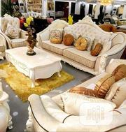 Cream Sofa Chair | Furniture for sale in Lagos State, Lekki Phase 1