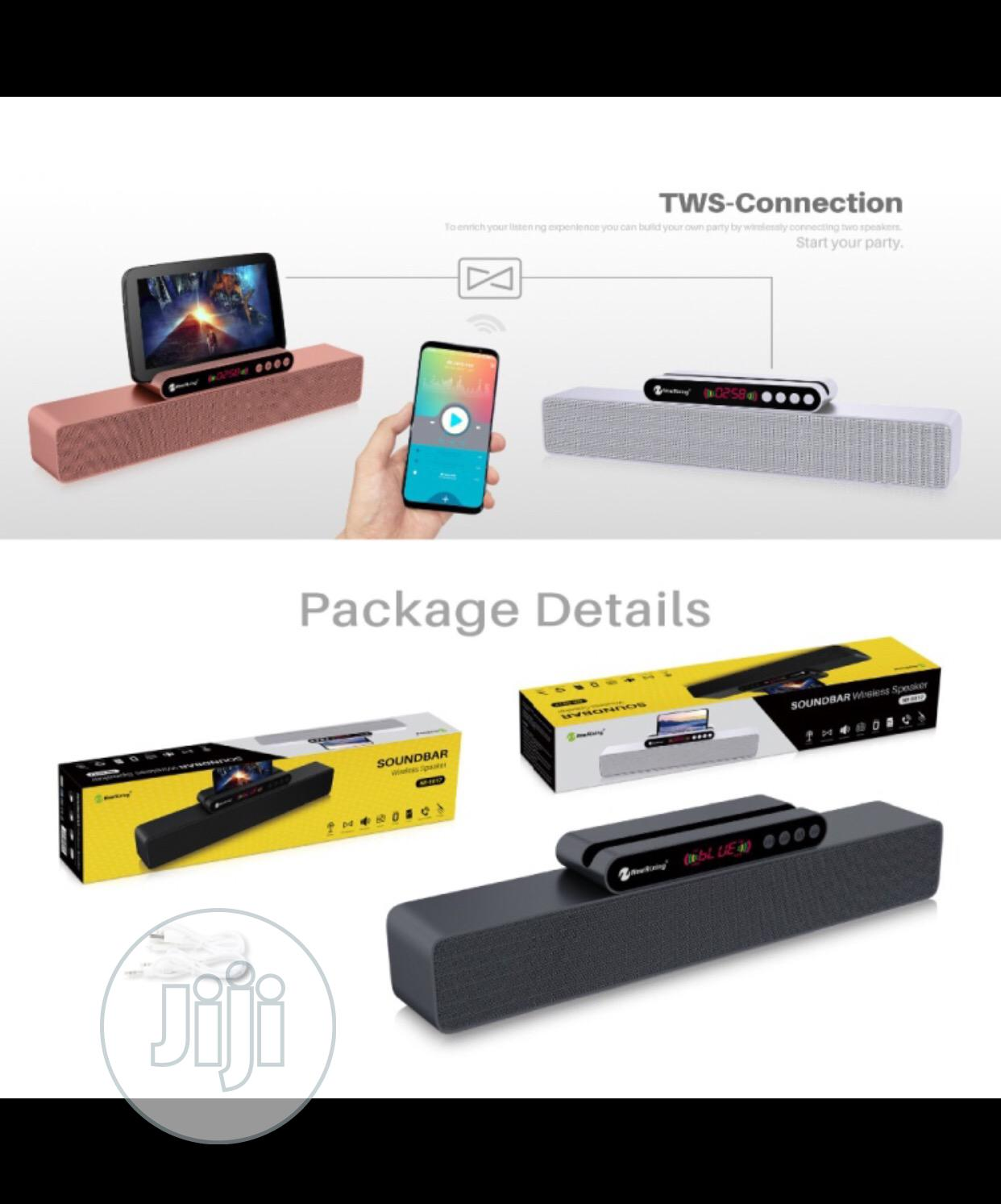 New Rixing NR-5017 TWS Connection Soudbar Wireless Bluetooth Speaker