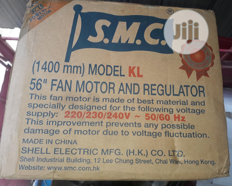 SMC Copper Ceiling Fan