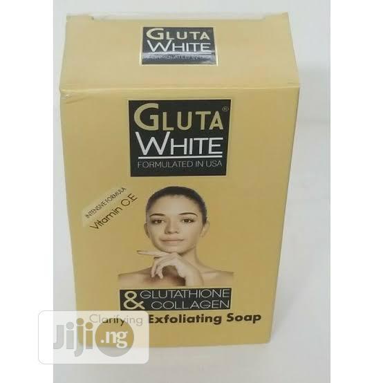 Gluta White Glutathione and Collagen Whitening Soap