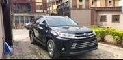 Toyota Highlander 2017 Black | Cars for sale in Lagos State, Amuwo-Odofin