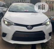 Toyota Corolla 2016 White | Cars for sale in Lagos State, Surulere