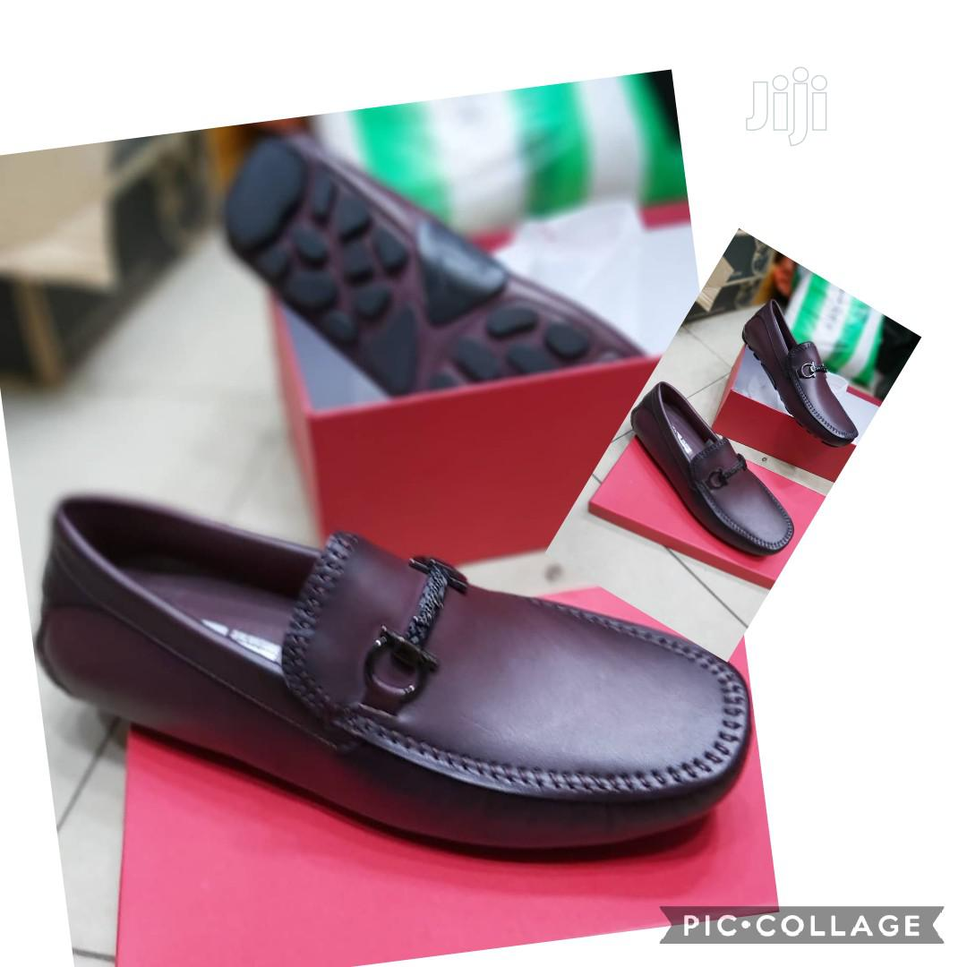 Ferragamo Loafers Shoe For Men Now In Store | Shoes for sale in Lagos Island, Lagos State, Nigeria