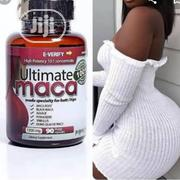 Ultimate Maca 90 Capsules | Skin Care for sale in Lagos State, Isolo