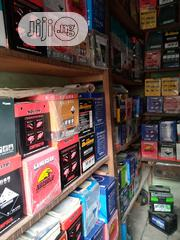 Tyres And Battery   Vehicle Parts & Accessories for sale in Lagos State, Lagos Island
