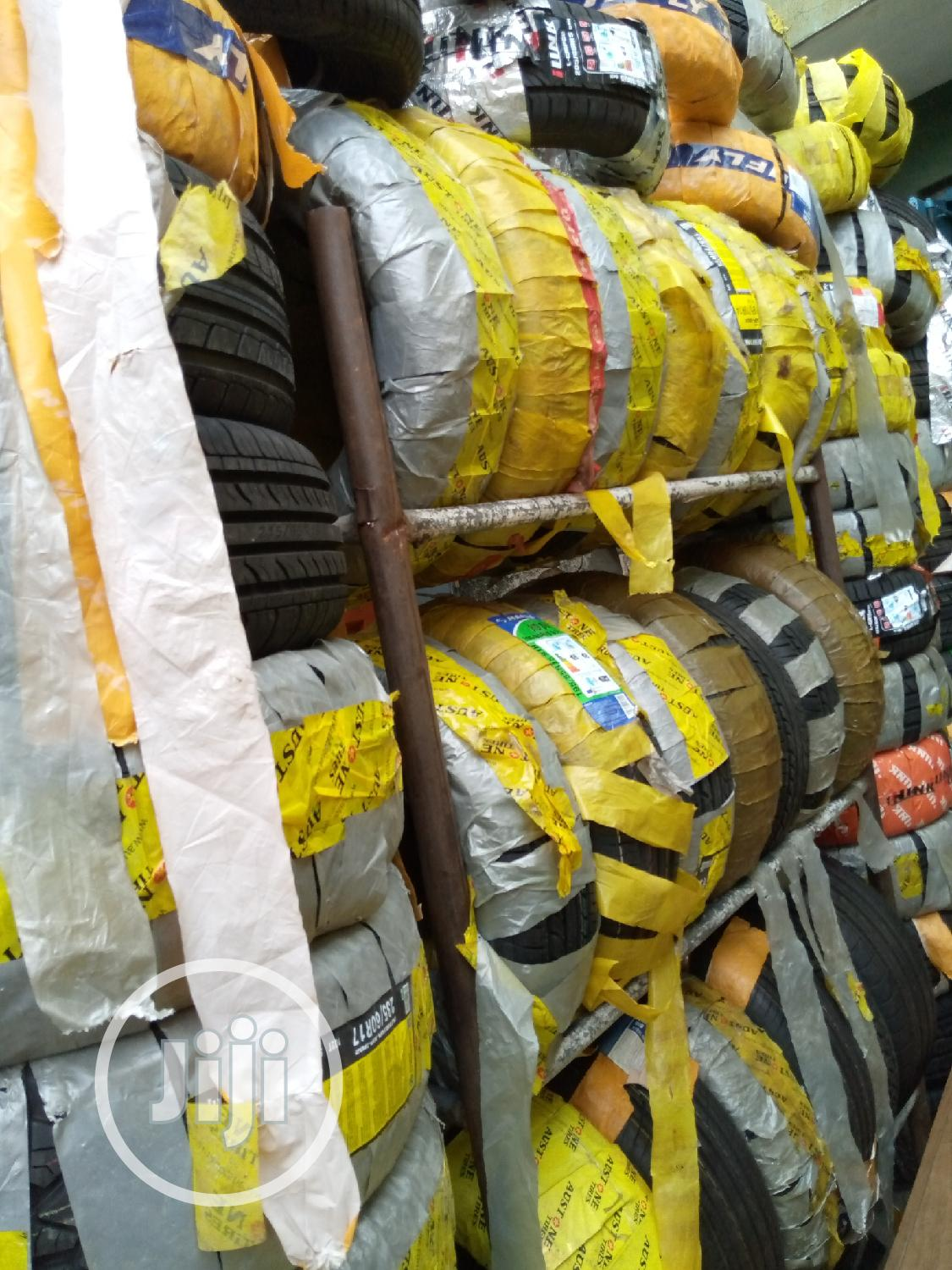 Motor Tyres And Battery | Vehicle Parts & Accessories for sale in Lagos Island, Lagos State, Nigeria