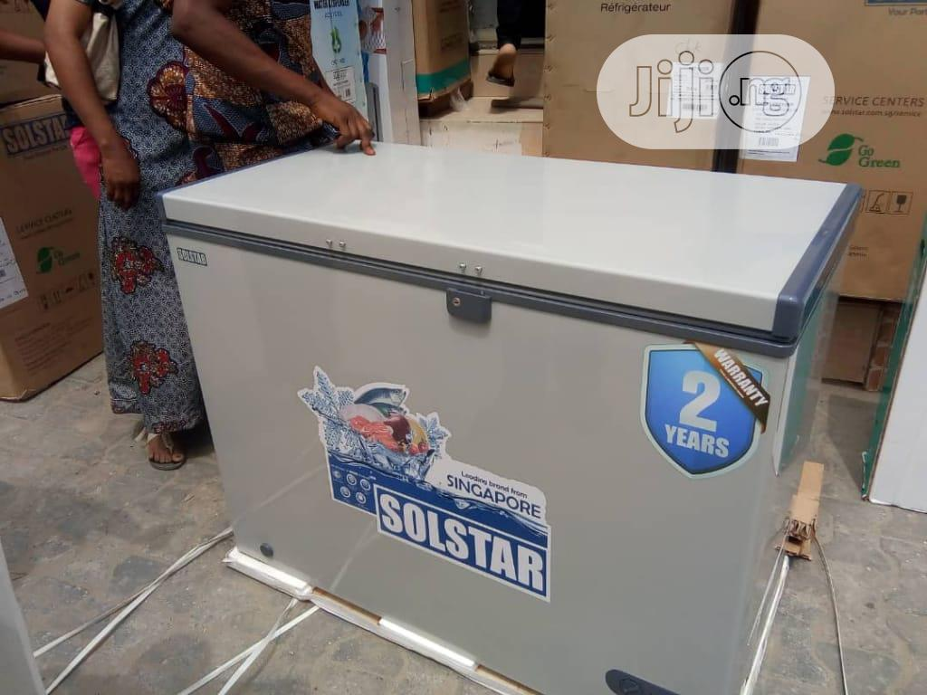Solstar Chest Freezer 350L