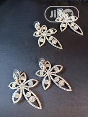 Cristal Classic Sliver Earring | Jewelry for sale in Abuja (FCT) State, Wuse