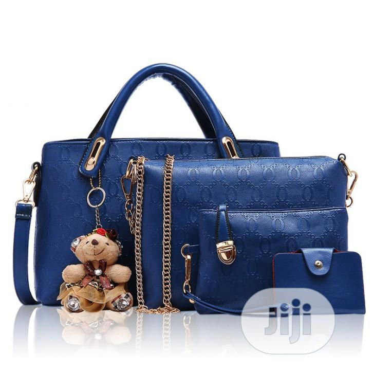 READY STOCK💥 Luxury Handbag 5 in 1